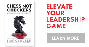 Chess Not Checkers By Mark Miller